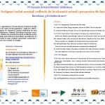 Programa IV Jornada Salut Mental i Addiccions