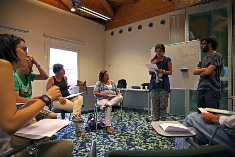 Formació per activistes de lluita contra l'estigma de la salut mental, gener