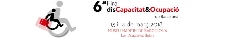 6ª Fira disCapacitat & Ocupació, 13 i 14 de març