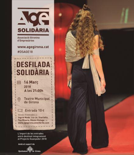 'Joves, adolescents i violència de gènere', projecte de SER.GI beneficiari de la III Desfilada Solidària de l'AGE