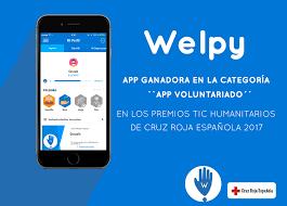 Welpy, l'aplicació que posa en contacte entitats i voluntariat