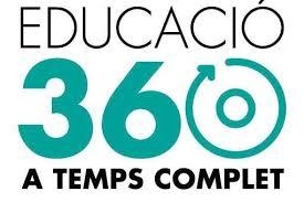 Acte de presentació de l'Aliança Educacio360 a Girona, 10 d'abril