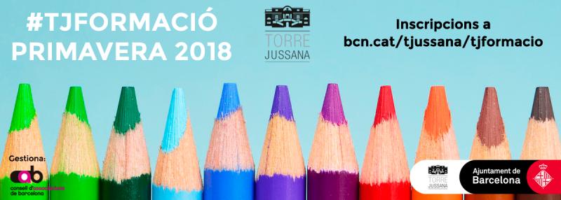 Noves formacions de Torre Jussana, d'abril a juny