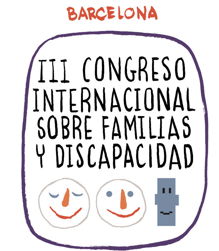 III Congrés internacional sobre famílies i discapacitat, 31 de maig i 1 de juny