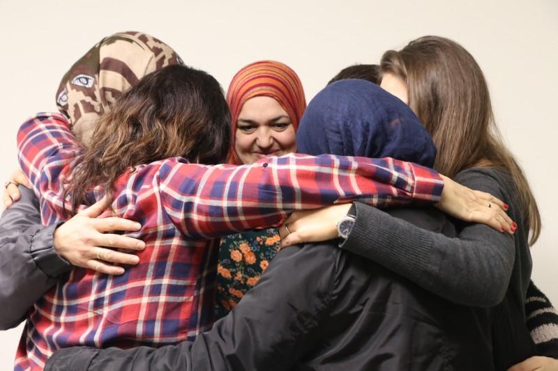Surt organitza la ruta de l'empoderament de les dones, 31 de maig