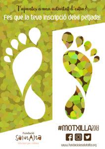 Campanya 'Motxilla 2018' per finançar activitats d'estiu als infants i adolescents de la Salut Alta