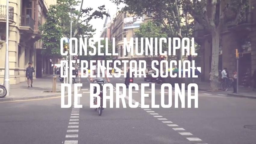 ECAS participa en el vídeo explicatiu 'Les propostes del Consell Municipal de Benestar Social 2018'