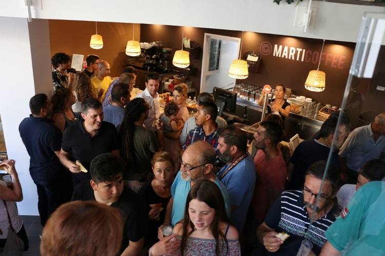 Salesians Sant Jordi inaugura 'Marticoffee', un nou projecte de cafeteria formativa i social