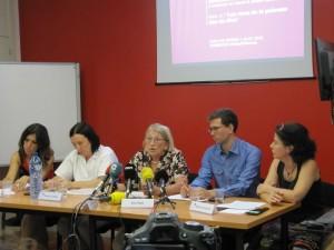 Teresa Crespo, vocal de pobresa d'ECAS