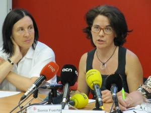 Nausica Castelló, responsable dels programes Laris i Preinfant d'ABD