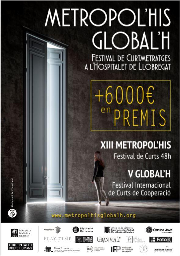 Obertes les inscripcions del festival de curtmetratges MetropoL'His GlobaL'H