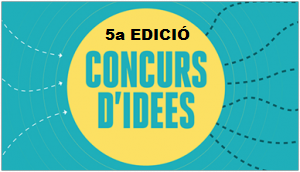Oberta la convocatòria de la 5ª edició del Concurs d'idees innovadores per a reptes socials 2018