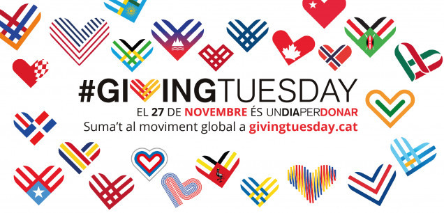 Giving Tuesday, 27 de novembre