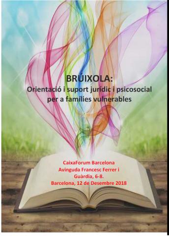 Jornada d'orientació, suport jurídic i psicosocial per a famílies vulnerables, 12 de desembre