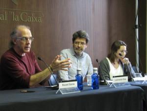 Ricard Gomà introdueix la intervenció 'Una mirada europea'