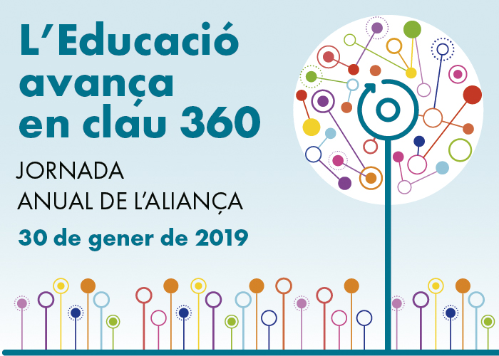 Jornada 'L'Educació avança en clau 360', 30 de gener