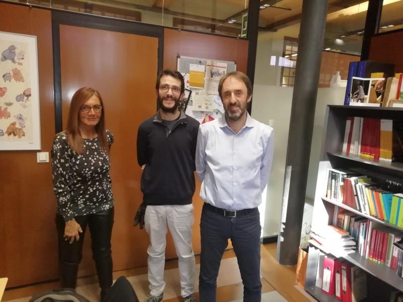 ECAS es reuneix amb la Diputació de Barcelona per parlar d'educació