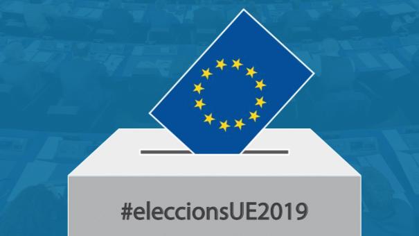Jornada 'Eleccions europees 2019: Saps què t'hi jugues?', 28 de gener