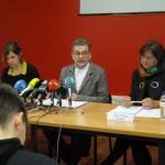 Ferran Rodríguez, portaveu de FEPA