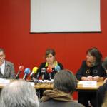 Loli Rodríguez, portaveu d'ECAS