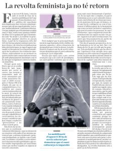 revolta feminisita 8M_siravilardell_ara