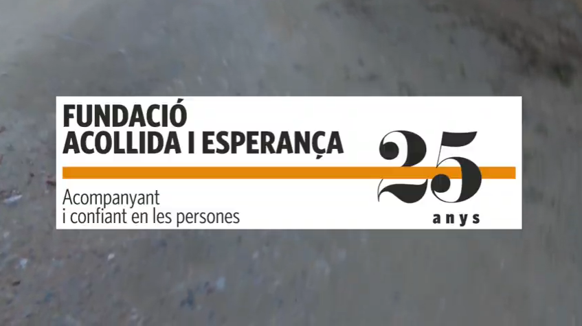'Fil directe', vídeo commemoratiu pels 25 anys d'Acollida i Esperança