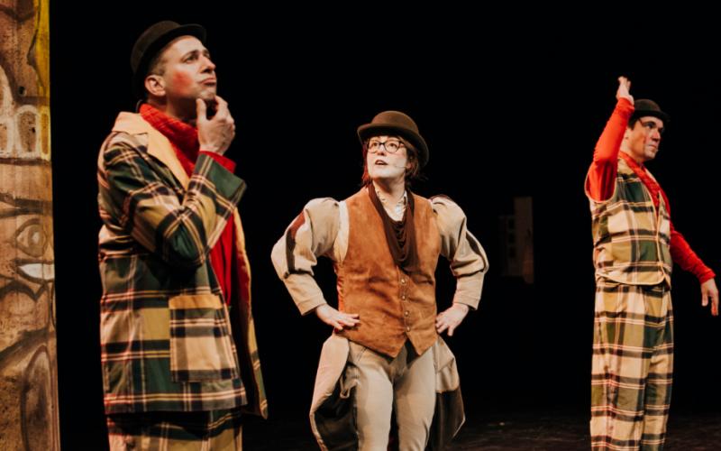 Pot Teatre farà temporada el proper mes de maig al Teatre Condal i al Teatre Tantarantana