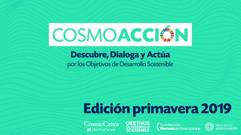 COSMOACCIÓN 2019, proposta de ciència ciutadana centrada en l'ecoinnovació i els ODS