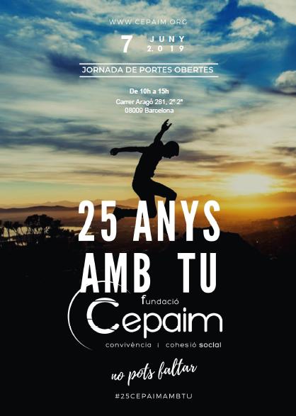 Jornada de portes obertes de la Fundació Cepaim, 7 de juny