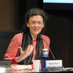 Begoña Román, doctora en Filosofia