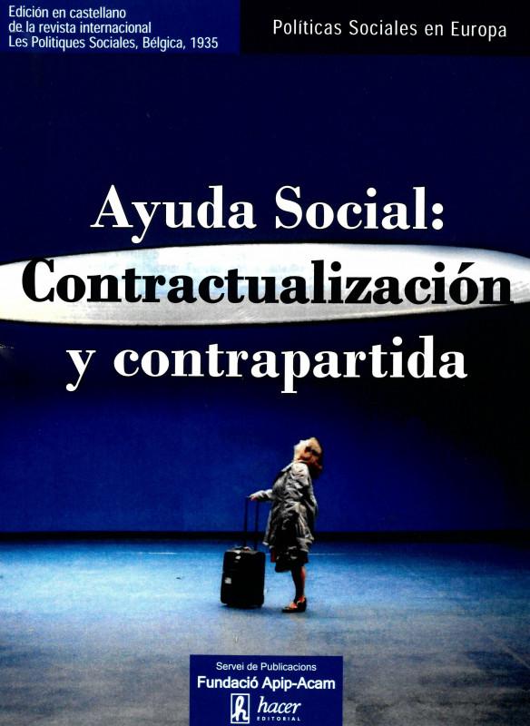 Nou número de la revista 'Políticas sociales en Europa' sobre l'ajuda social