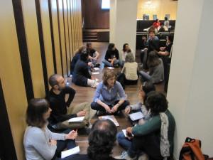 Taller 'El rol dels professionals vers l'Administració'