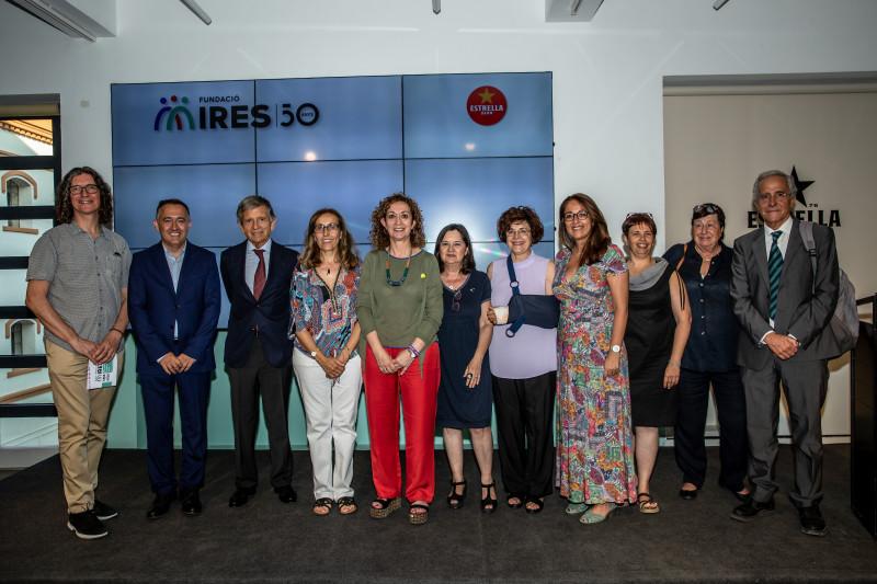 La Fundació IRES celebra 50 anys d'atenció integral a les famílies
