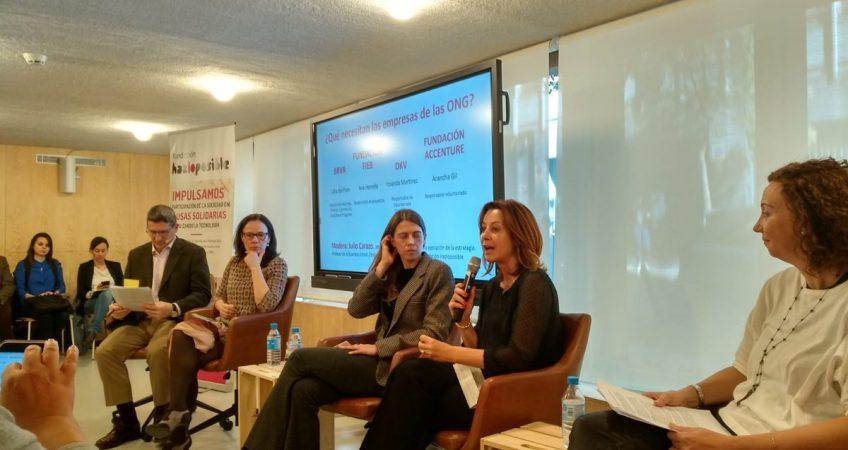 Neix la xarxa Talento Que Impacta, de col·laboració entre entitats i empreses