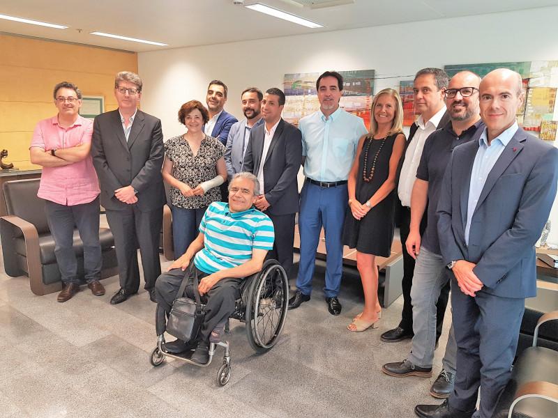 ONCE Catalunya convoca els Premis Solidaris 2019