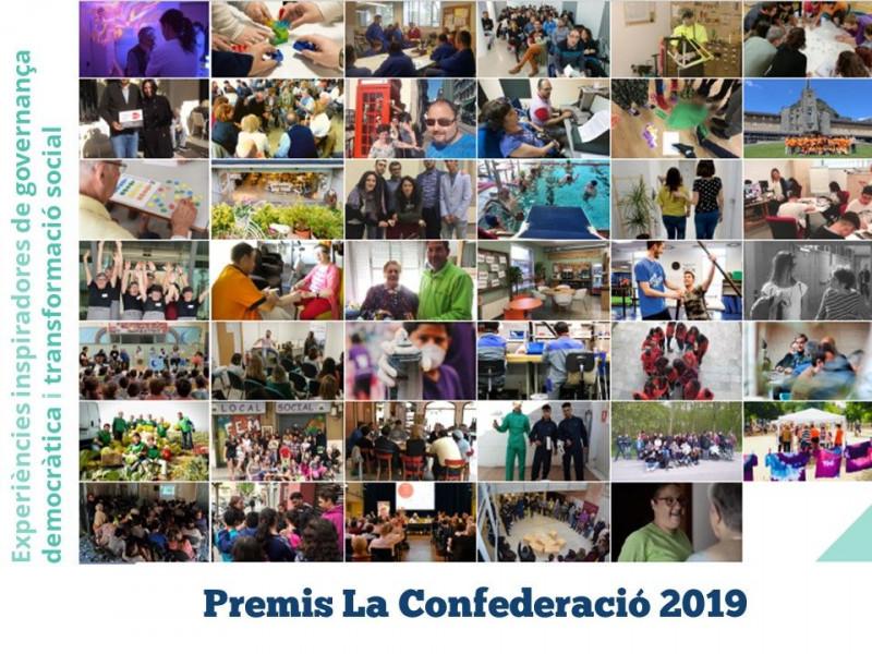 Acte de lliurament dels Premis La Confederació 2019, 18 de setembre