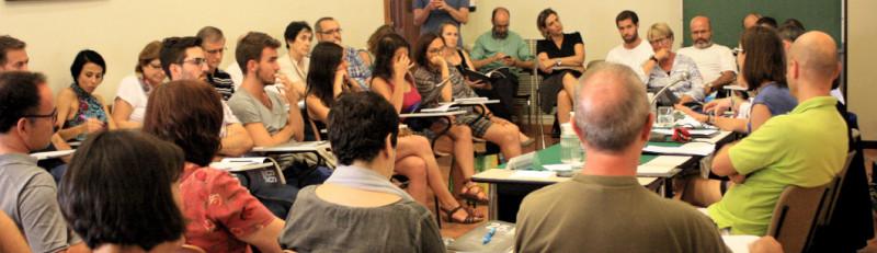 Curs de transformació social i ciutadania crítica, d'octubre a gener
