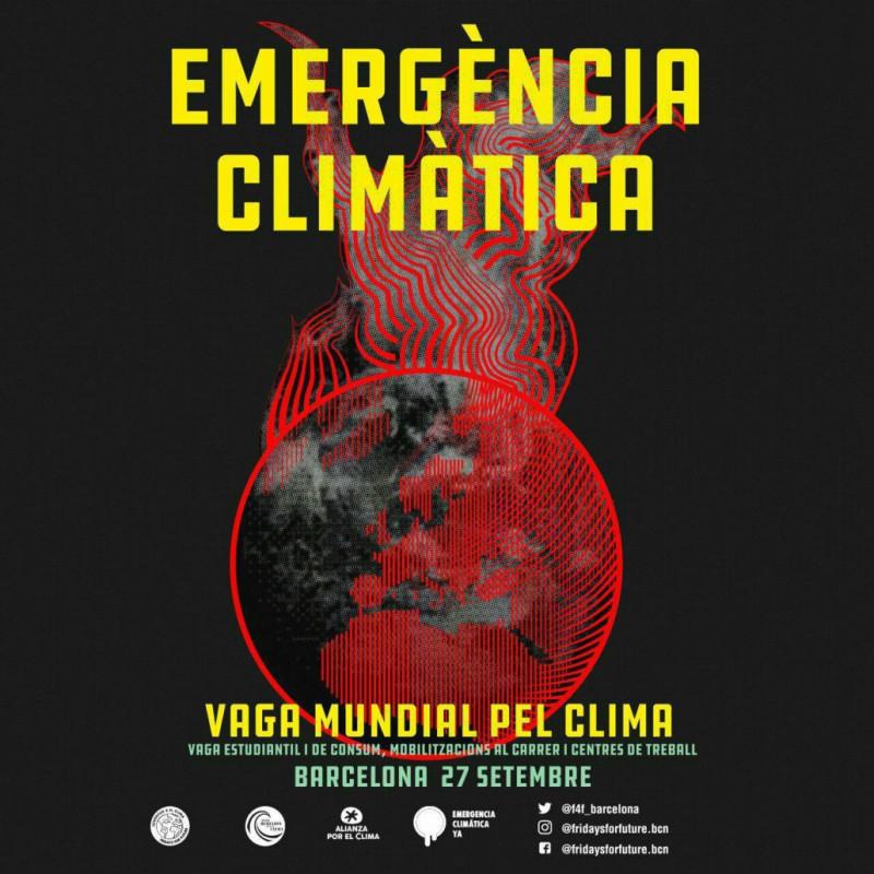 Convocatòria de vaga mundial pel clima, 27 de setembre