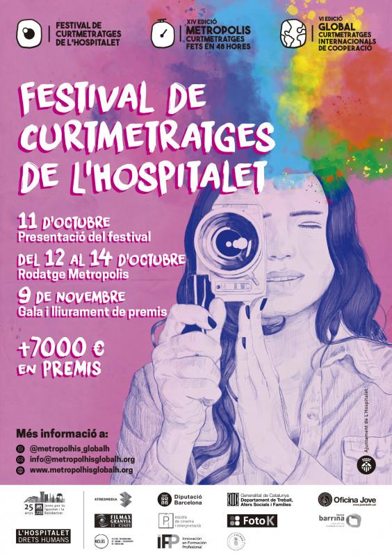 Participa al festival de curtmetratges MetropoL'His GlobaL'H fins l'11 d'octubre