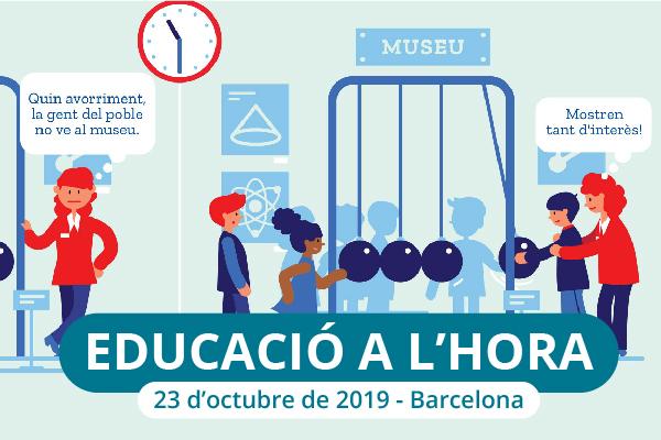 Jornada participativa sobre el nou model d'horaris escolars, 23 d'octubre