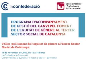 20191106_Taller-foment-equitat-genere