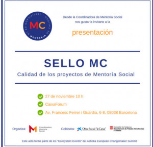 20191111_Presentacio-segell-mentoria-social