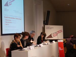 Bon periodisme i infoshow., taula rodona 10 anys Agència de Comunicació Social