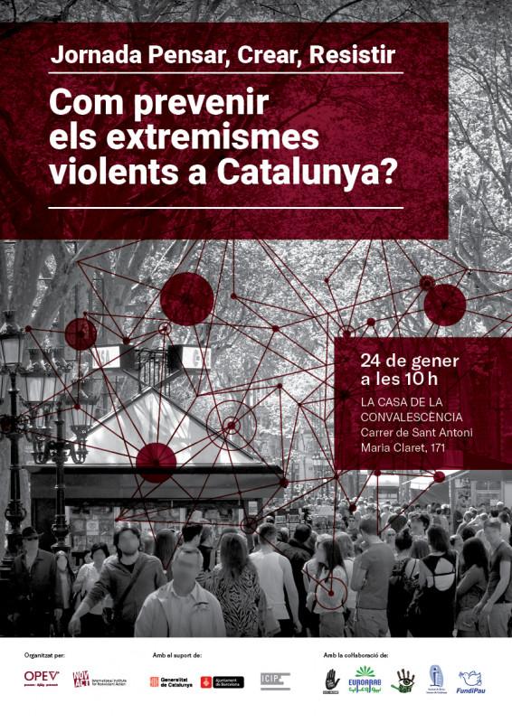 Com prevenir els extremismes violents a Catalunya?, 24 de gener