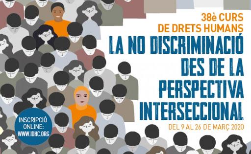 38è Curs Anual de Drets Humans, del 9 al 26 de març