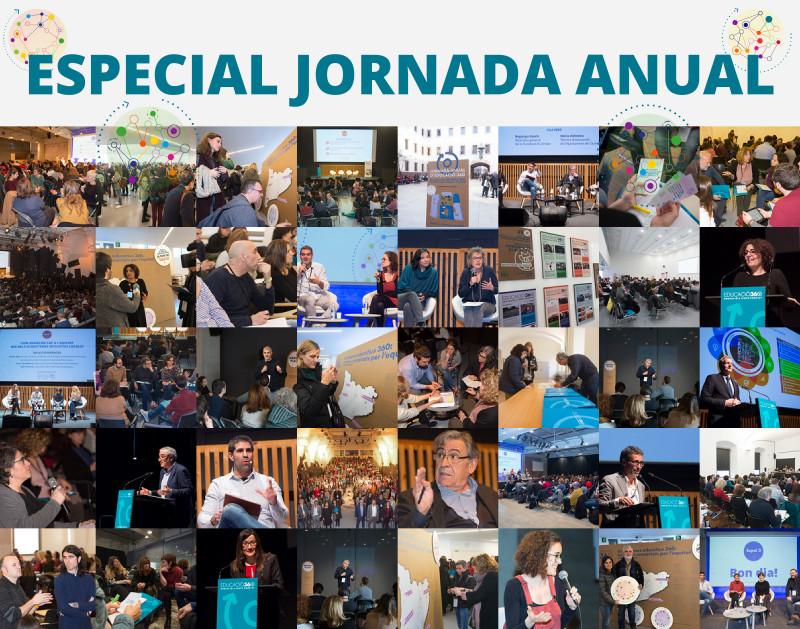 Ja disponibles els vídeos de la jornada anual de l'Aliança Educació 360