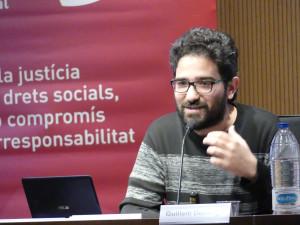 Guillem Domingo, tècnic d'habitatge i ciutat de l'Observatori DESC