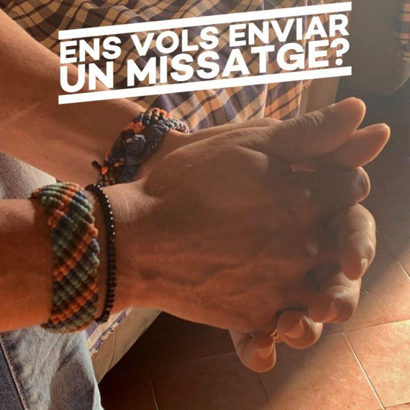 Acollida i Esperança: serveis d'atenció i crida per rebre missatges d'ànim
