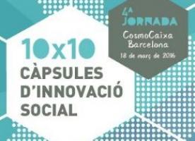 Jornada '10×10 Càpsules d'Innovació Social', 18 de març
