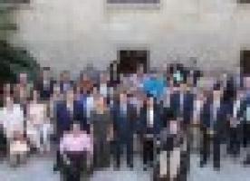 La Taula del Tercer Sector fa balanç de la legislatura en una reunió amb el president Mas i altres membres del Govern